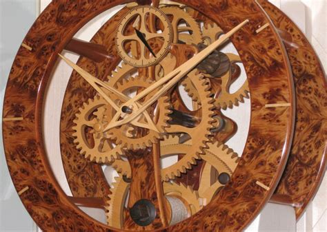 wooden clock kits uk woodworking projects plans