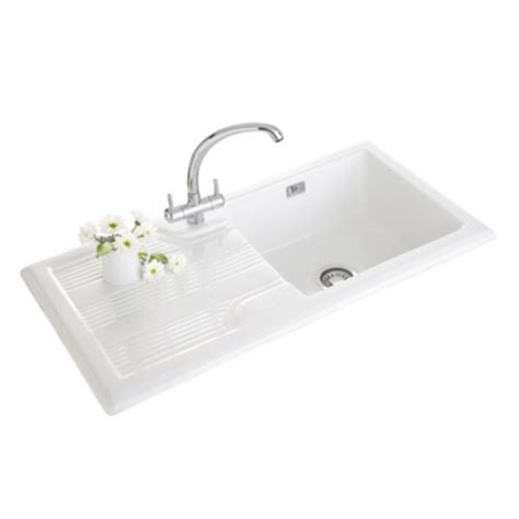 Franke Galassia Gak 611 Ceramic Sink  Baker And Soars