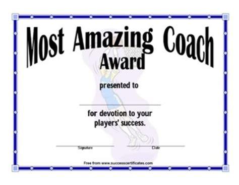 Baseball Achievement Certificate Baseball Success Certificate For Most Amazing Coach Three Certificate