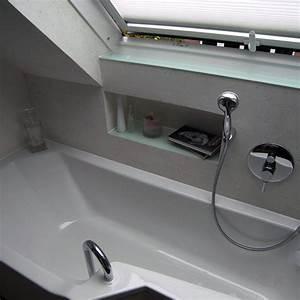 Große Fliesen In Kleinem Bad : behaglichkeit im dachgeschoss bad 049 b der dunkelmann ~ Bigdaddyawards.com Haus und Dekorationen