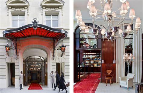 the 7 exclusive journal hôtel royal monceau raffles