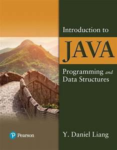 Revel, For, Introduction, To, Java, Programming, And, Data, Structures, Edition, 1, By, Y