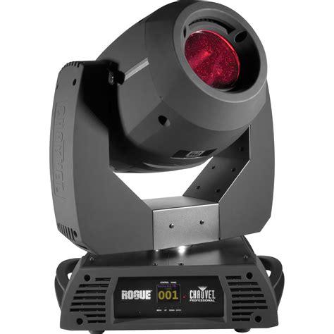 chauvet rogue r2 spot moving led light fixture