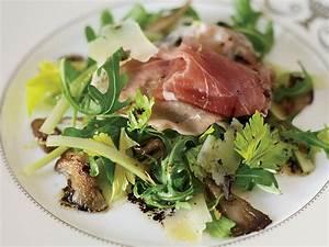Arugula Salad with Prosciutto and Oyster Mushrooms Recipe ...