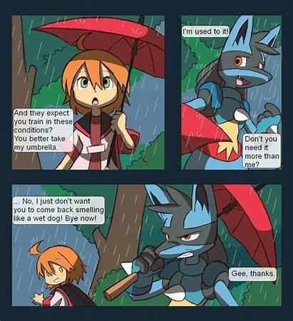 Comic Deviantart Subtle Pokemon Comics Before Random