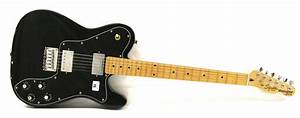 Lot 76  U2013 Squier By Fender Telecaster Custom Electric