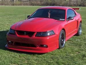 99-04 Mustang COBRA R 2000 - Front Bumper - (Fiberglass)