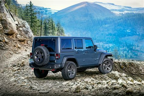 2018 Jeep Wrangler Jk Reviews And Rating