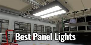 7 Best Led Flat Panel Lights  2x2  2x4  1x4