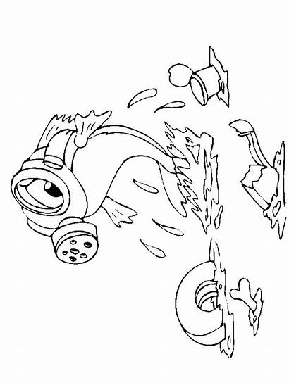 Earth Coloring Pages Eco Sick Friendly Sheets
