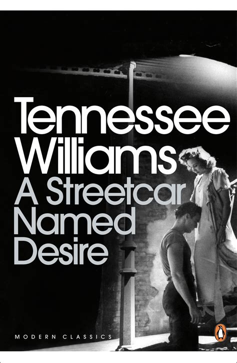 streetcar named desire  tennessee williams book