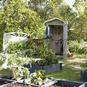 Cabane De Jardin Occasion : cabane rangement jardin notre avis sur les abris de ~ Teatrodelosmanantiales.com Idées de Décoration