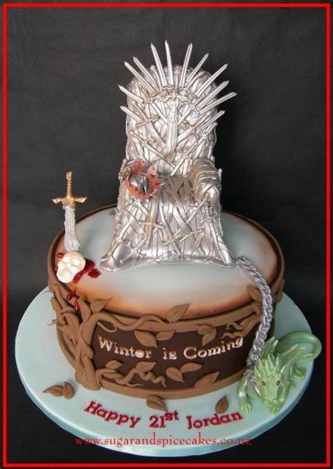 game  thrones cake cake  melsugarandspicecakes