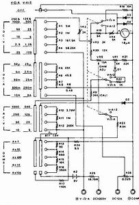 drafting for electronics schematic diagrams With note this diagram does not reflect the pysical layout of the input and