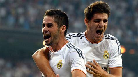 La Liga: Real Madrid ace Isco hails Cristiano Ronaldo as ...