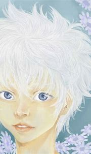 A somewhat realistic Killua by You-Let-Rin-Die on DeviantArt