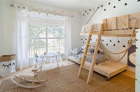 Inspiring And Playful Kids Room Ideas