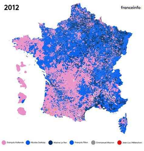 Carte De Des Elections 2017 Le Monde by Avant Apres Pr 233 Sidentielle Regardez L 233 Volution Du Vote