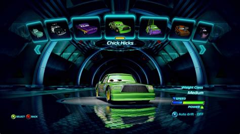 Cars 2 The Video Game Dlc Showcase Every Dlc Car