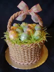 Easter Basket Cake Idea