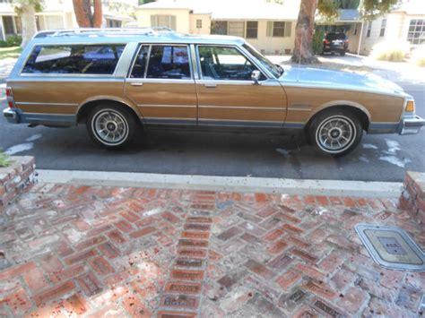 Wood Buick by 1990 Buick Woody 9 Passenger Estate Wagon Shipped Free