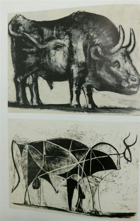ピカソの牛   絵を描く教室「クレアート」