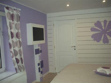 chambre mauve et blanc photo 1 8 3512765