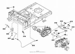 Simplicity 2691324-00  52 U0026quot  Fabricated Mower Deck Parts Diagram