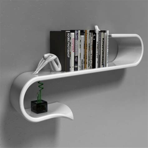 Mensole Design Moderno Mensola Design Moderno Waveshelf Viadurini Design Made In