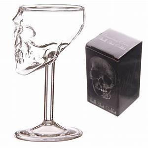 Verre A Whisky Tete De Mort : verre a vin tete de mort ~ Teatrodelosmanantiales.com Idées de Décoration