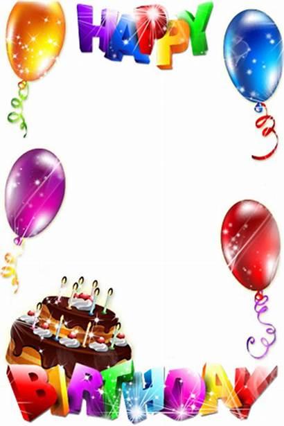 Birthday Bingkai Happy Frame Ulang Tahun Cumpleanos