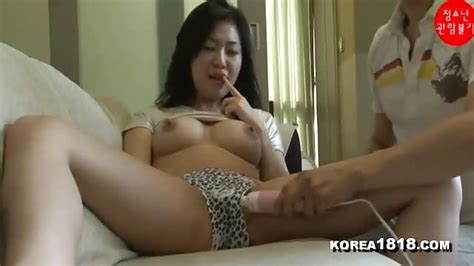 Korean Babe Plays With Her Sex Toys