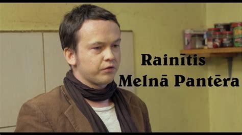Rainītis - Melnā Pantēra #LielieMuļķi - YouTube
