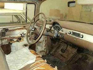 Buy Used 55 Chevy 4 Door Wagon Resto Mod Cruiser Tow Car