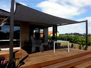 Sun Sails For Decks by Shade Sail And Canopies Exmaples