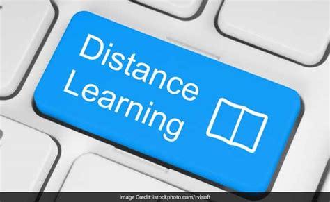 distance education  india   choose