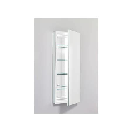 Robern Bathroom Cabinets by Robern Plm1640w White Pl Series 16 Quot Mirrored Bathroom