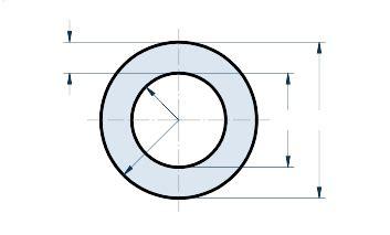 geometrie  der ebene bauformeln formeln  rechnen