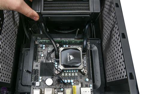 Best Test Bench Case by Corsair Hydro Series H5 Sf Review Bit Tech Net