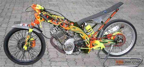 Fu Drag by Poto Motor Drag Satria 2 Tak Tips Cepat