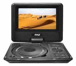 Amazon Com  9 U201d Portable Dvd Cd Player