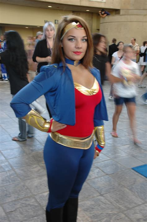 Check Out Some Of The Best Wonder Woman Cosplay