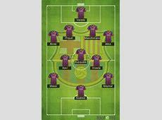 Meilleure compo du Barça 20142015 par rtrahot89 footalist