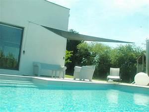 Toile Pour Terrasse : toiles de l 39 ouest voiles d 39 ombrage 44 toiles tendues ~ Premium-room.com Idées de Décoration
