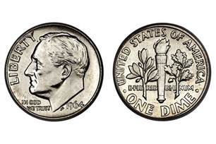 my home interior design roosevelt silver dime values and prices
