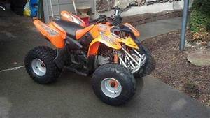 Review Of Polaris Predator 90 2005  Pictures  Live Photos
