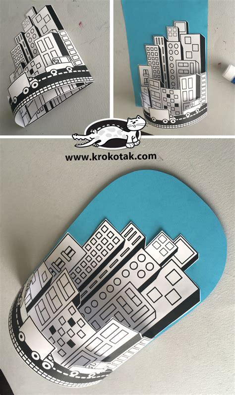 krokotak  paper city