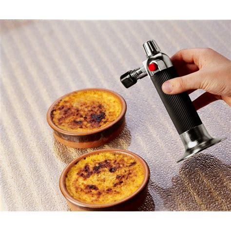 comment recharger un chalumeau de cuisine kit chalumeau recharge de gaz 90ml mastrad maspatule com