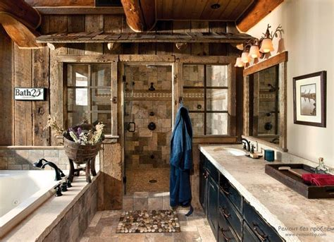 Inspiring Rustic Bathroom Decor Ideas For Cozy Home