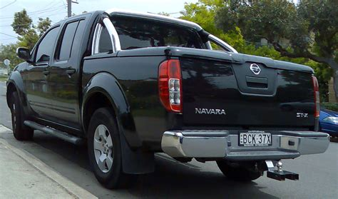 navara nissan 2008 2008 nissan navara d40 pictures information and specs